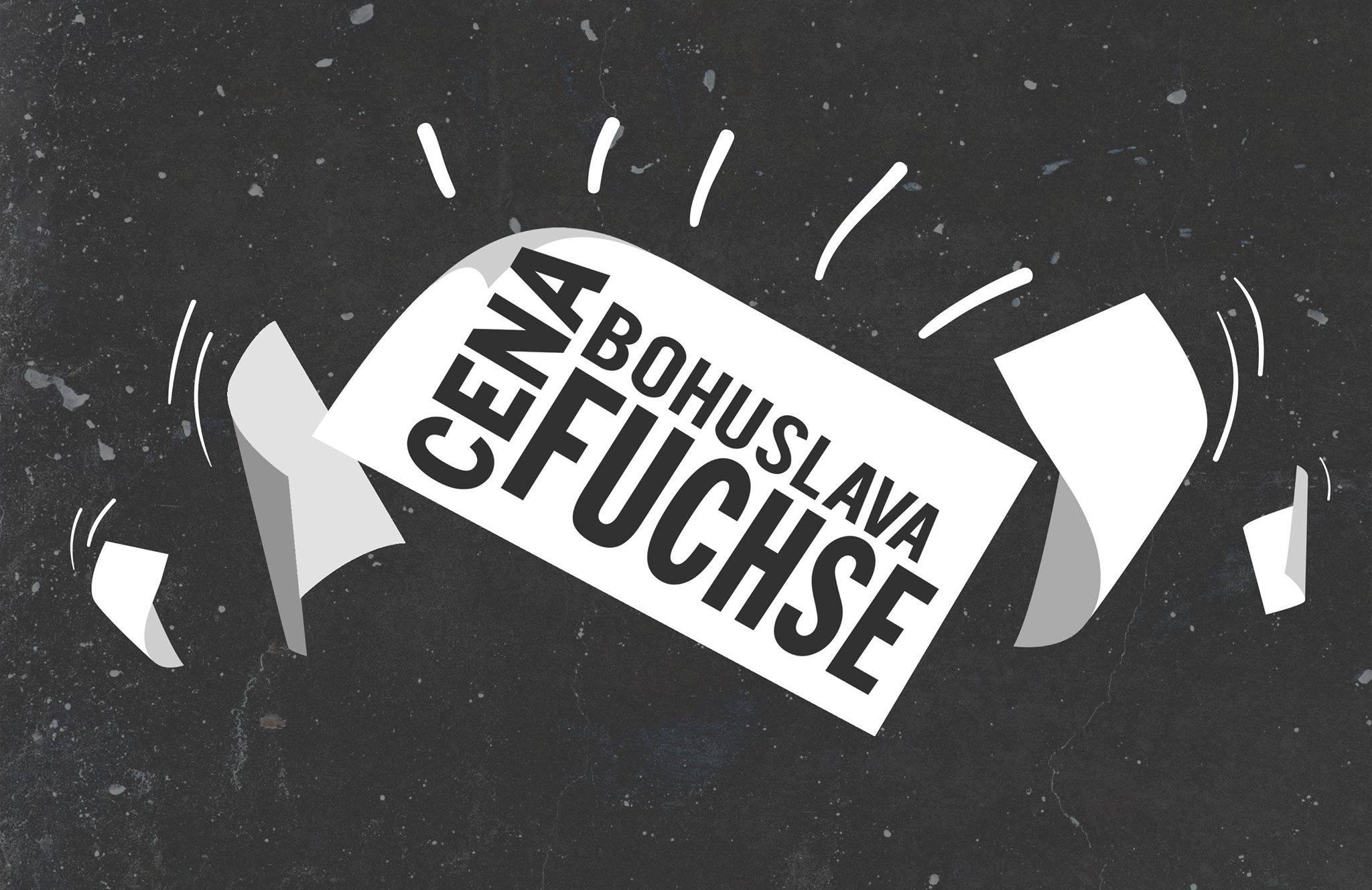 25. 5. 19:00 – 11 Cena Bohuslava Fuchse