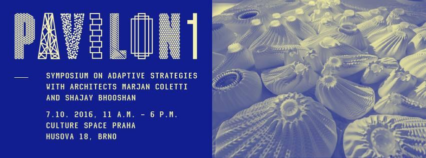 7. 10. 11:00-18:00 – Symposium Pavilion 1 ► Marjan Colletti & Shajay Bhooshan