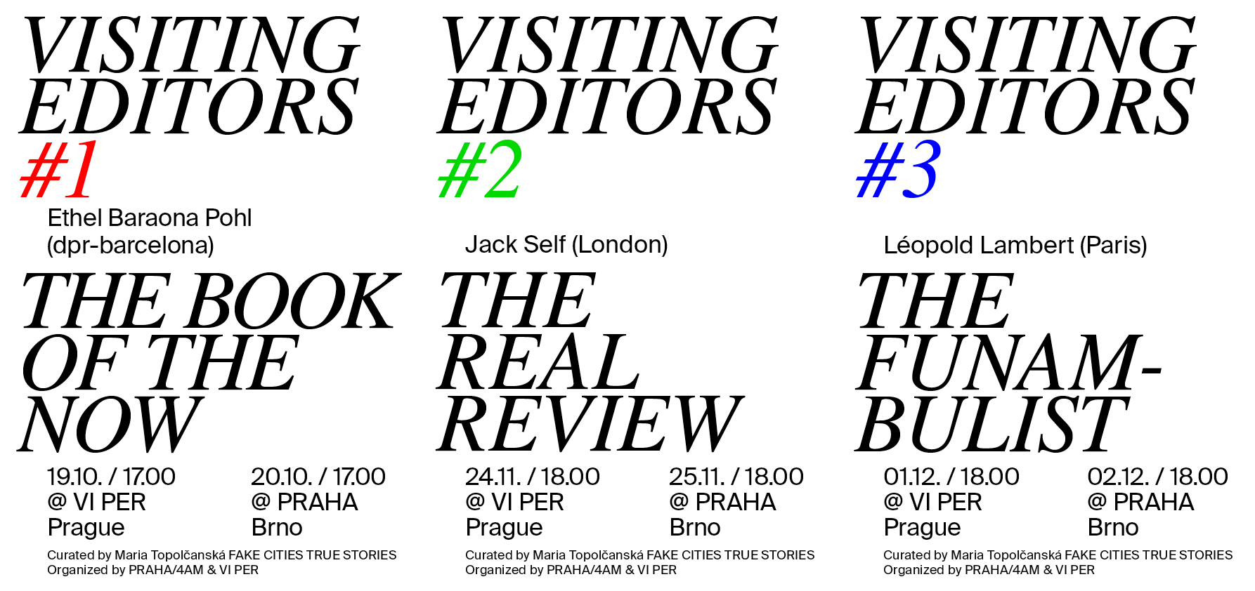 VISITING EDITORS *NEXT #3 – LÉOPOLD LAMBERT 2.12 / 6 p.m.