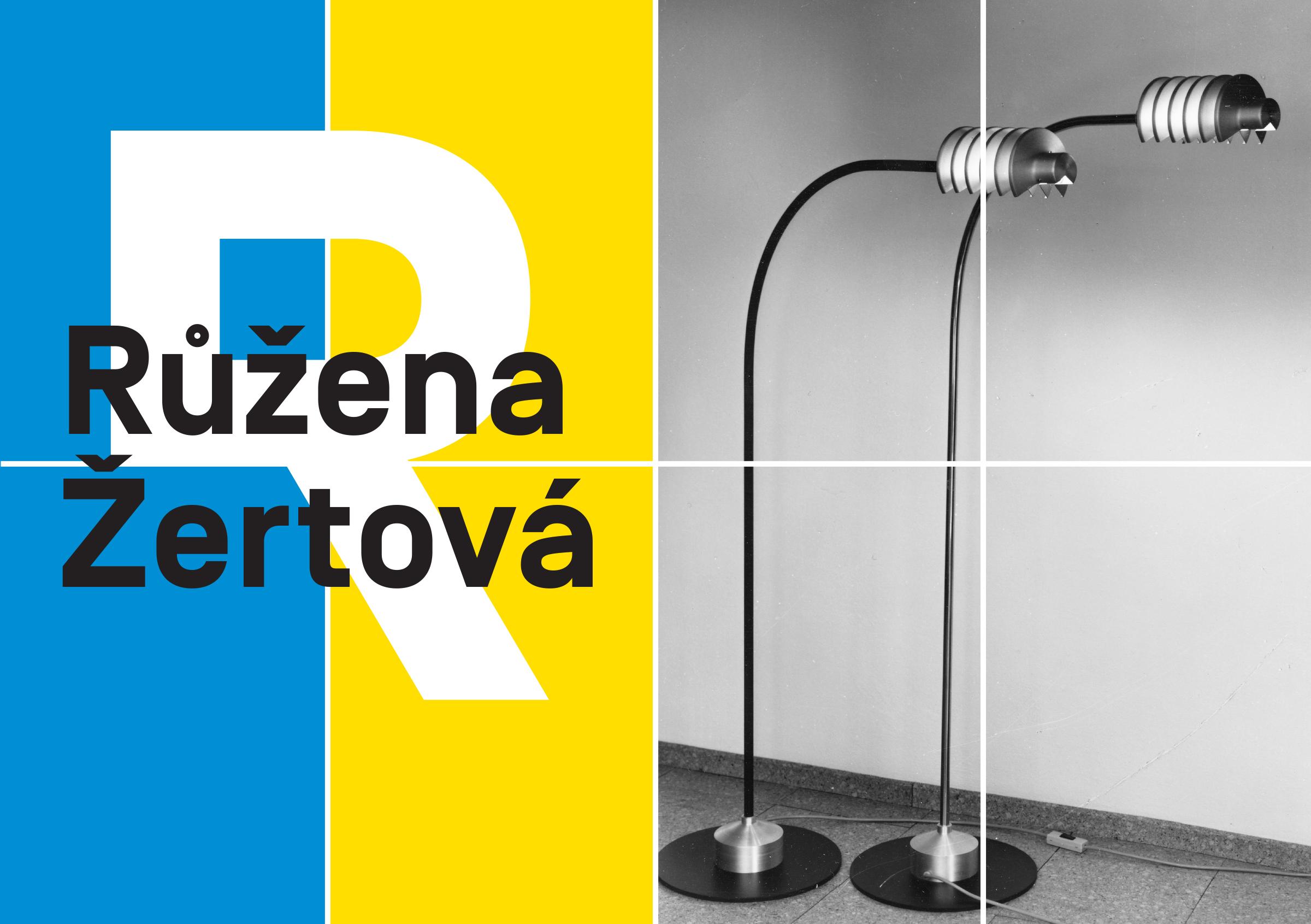 ČT / 2. 2. / 18.00 / Růžena Žertová: Architektka domů i věcí / křest knihy