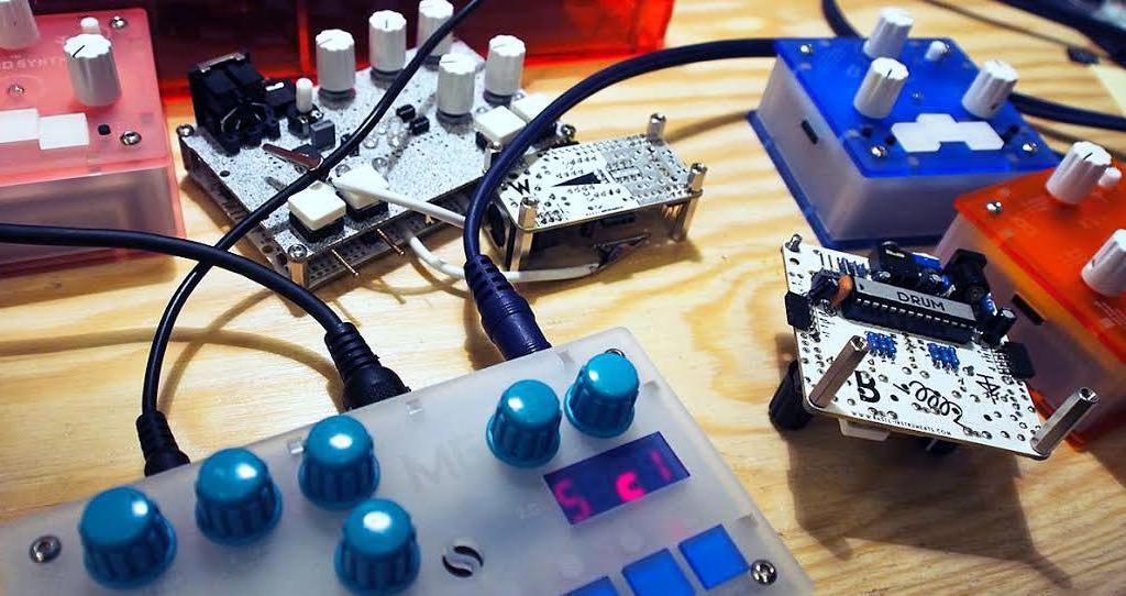 SO / 28.10. / 13.00 / Živé hraní k promítání: BASTL Instruments / workshop