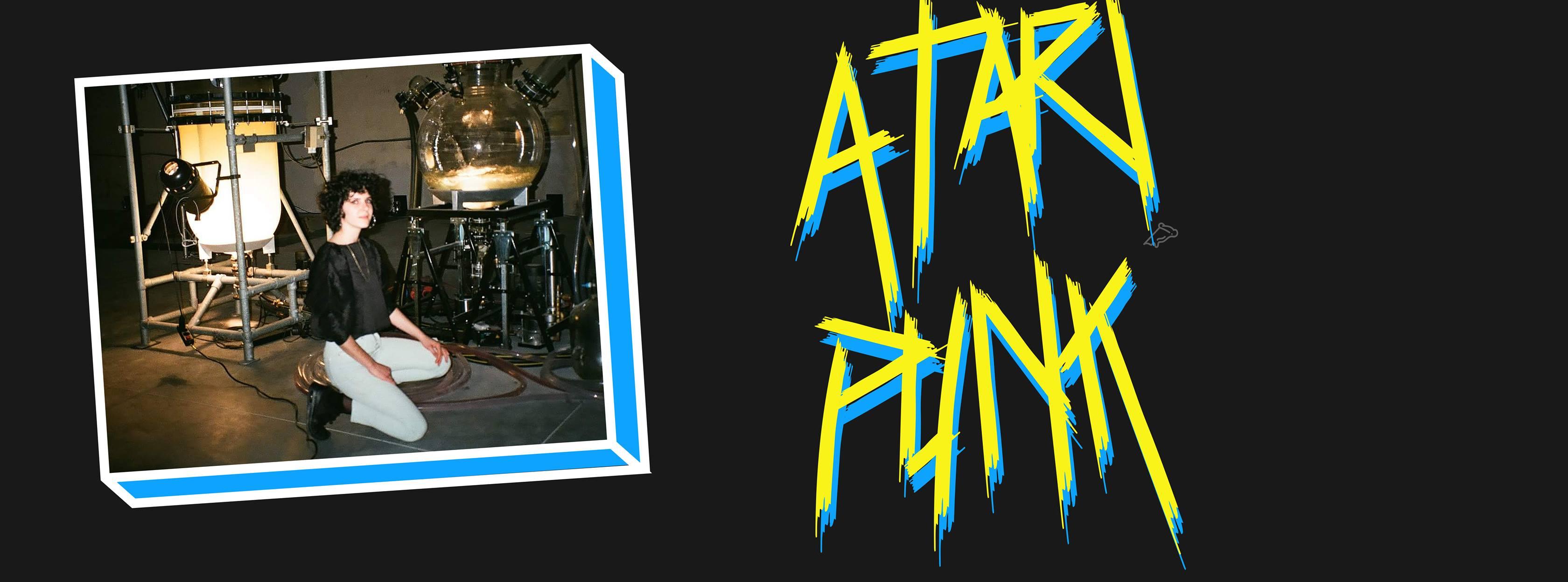 NE / 8.4. / 17.00 / S(o)unday mixtapes: Sounds Queer? Violleta Gill – Atari Punk / workshop
