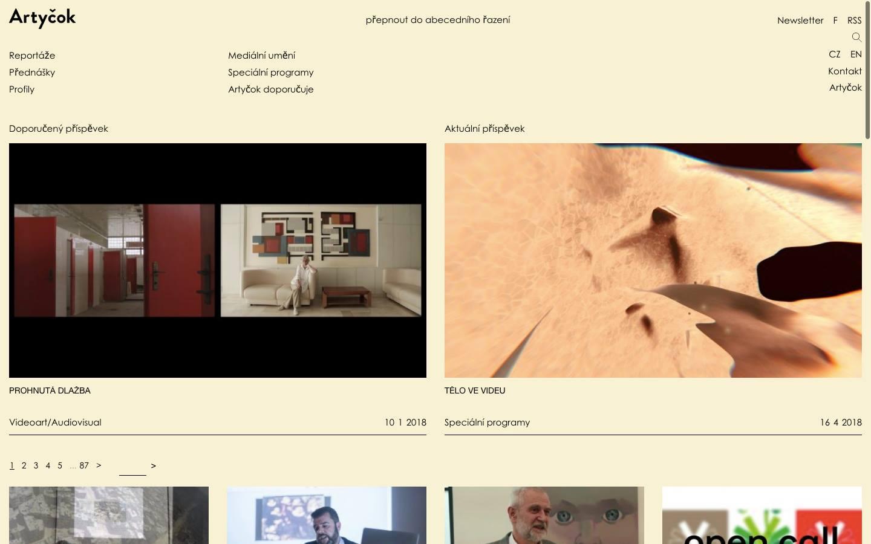 ST / 25.4. / 18.30 / Vjera Borozan: Artyčok TV / přednáška