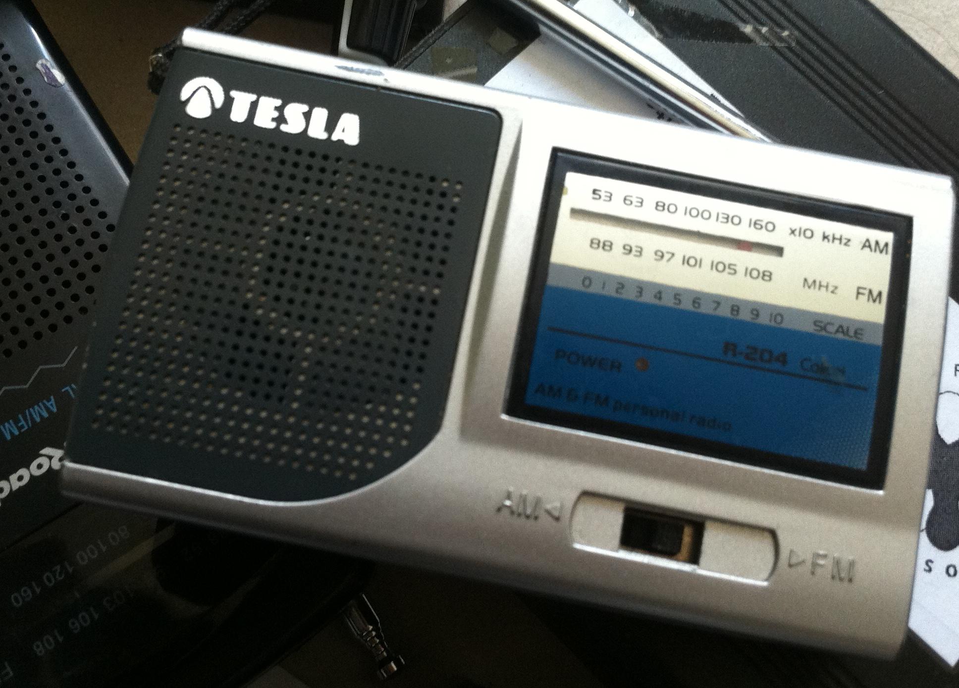SO / 14.4. / 13.00 / Živé hraní k promítání: Rádio bádio / dětský multimediální workshop