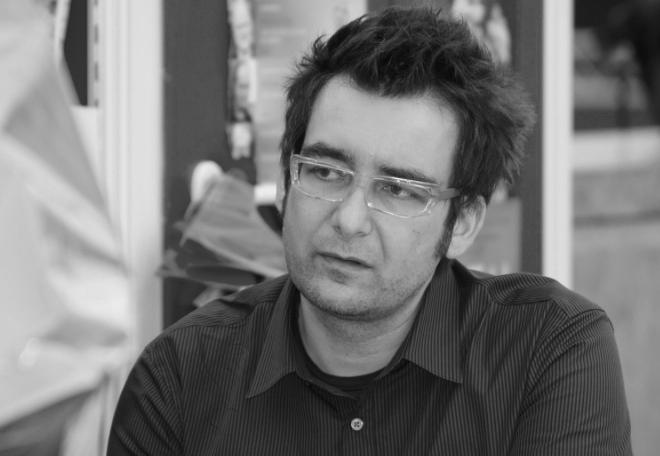 ÚT / 29.5. / 20.00 / MEETING BRNO: Michael Stavarič / literární setkání, diskuse