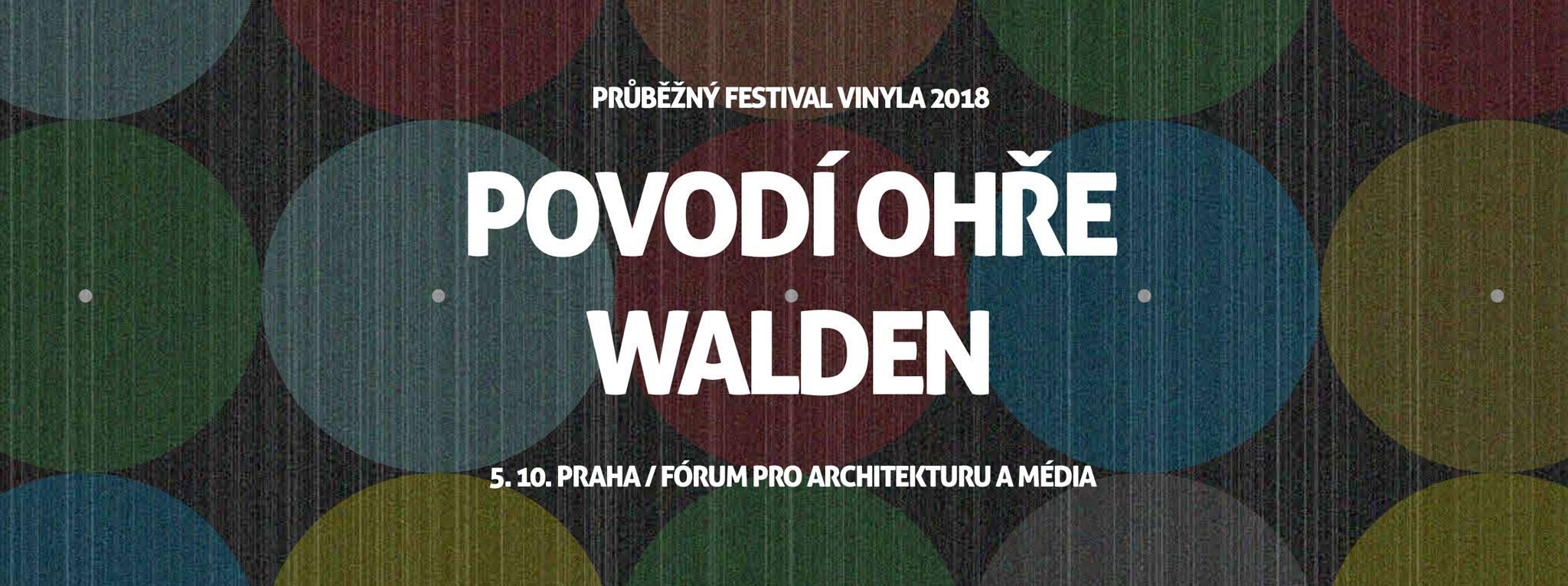 PÁ / 5.10. / 20.00 / Vinyla: Povodí Ohře, Walden / koncert