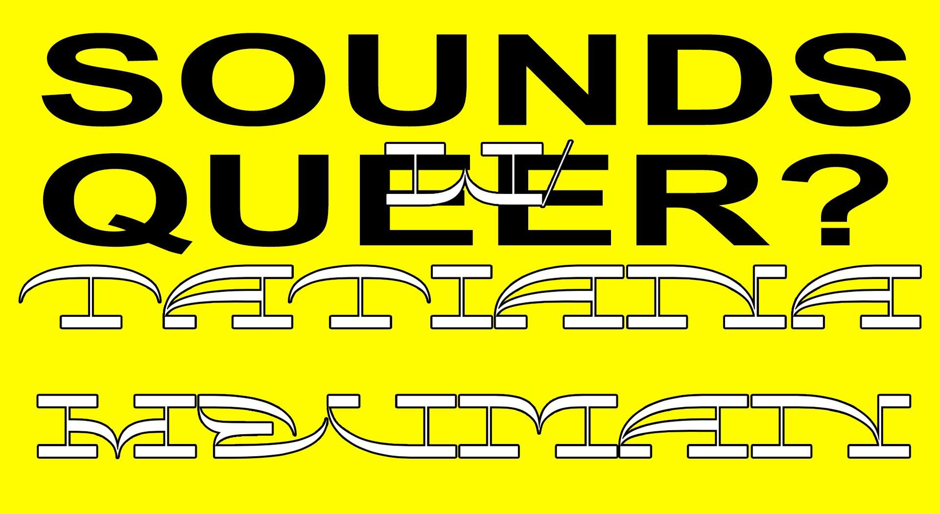 NE / 13.1. / 17.00 / S(o)unday Mixtapes: Sounds Queer? – Sampling Lab w/ Tatiana Heuman  / workshop