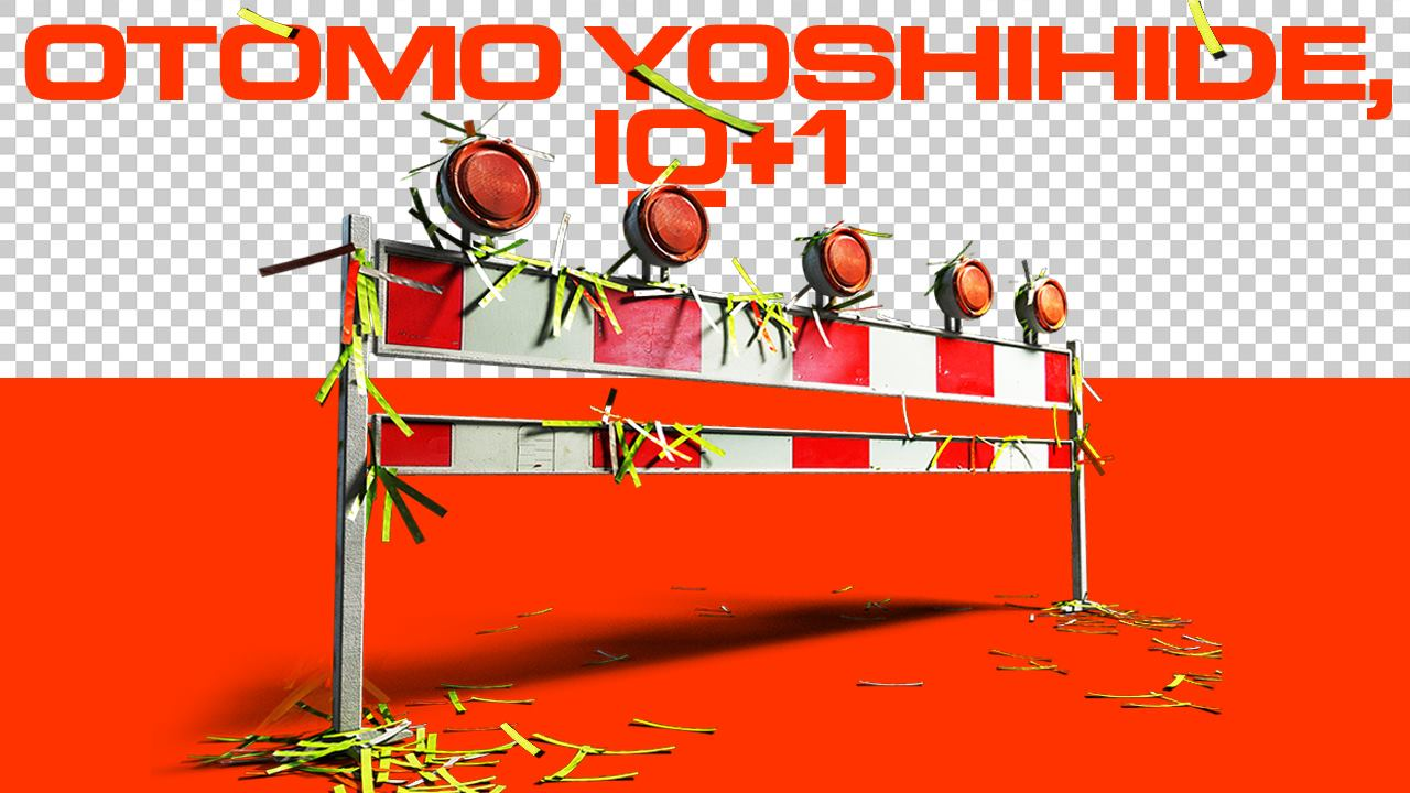 SO / 5.10. / 20.00 / Terénní úprava: Otomo Yoshihide & IQ+1 / koncert